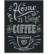 New Coffee Shop designs for machine embroidery are only $1 each!