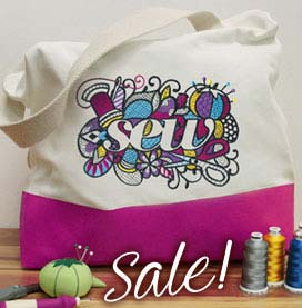 Embroidery Library - Craft-stravaganza Sale!