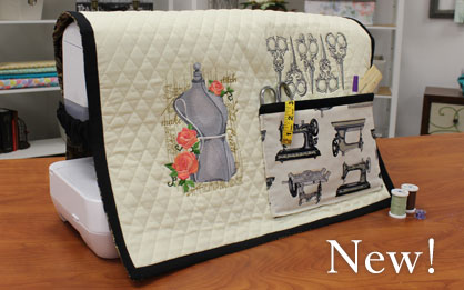 New machine embroidery designs are only $1.18 each!