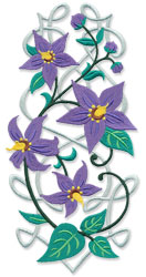 New Celtic designs for machine embroidery are only $1.15 each!