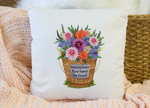 Embroidery Library - Embroidered Blessings Sale!