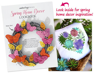 Spring Home Decor Lookbook