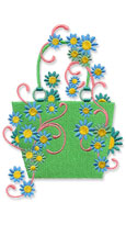 New Summer Fashion designs for machine embroidery!
