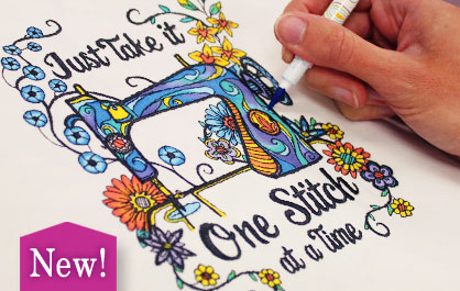 New machine embroidery designs are only $1.16 each!
