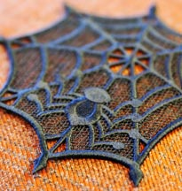 Embroidery Library - Freestanding Lace project instructions