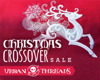 Christmas Crossover Sale at Urban Threads