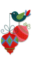 New Christmas Cheer designs for machine embroidery!