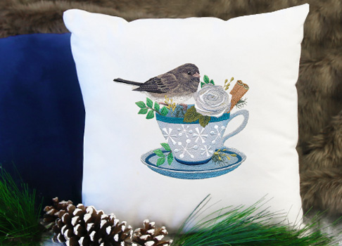 Embroidery Library - Let it Snow Sale!