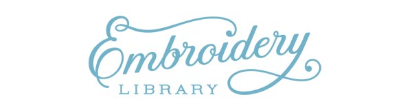 Embroidery Library - Newsletter