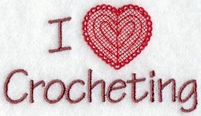 i love crochet ile ilgili görsel sonucu