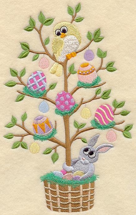Easter Tweet