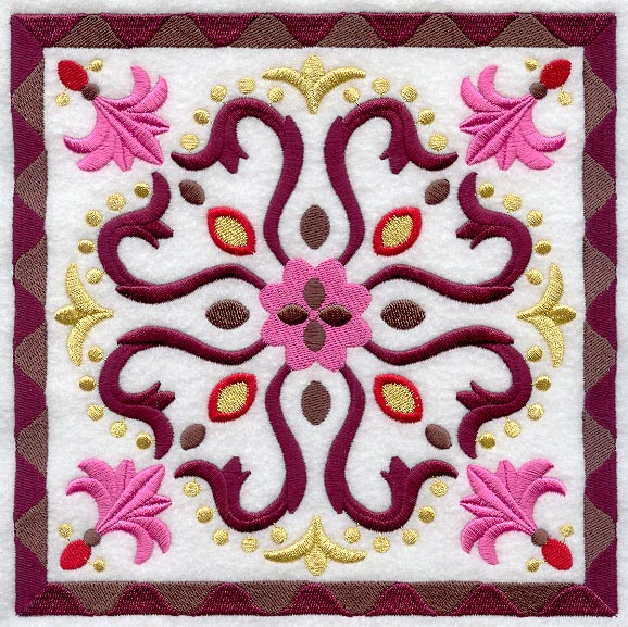 Machine Embroidery Designs At Library Fans And