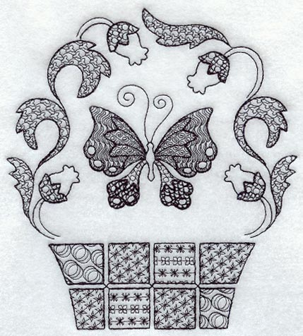free fruit basket embroidery transfer patterns