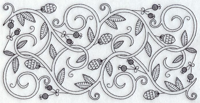 Geometric Border Design