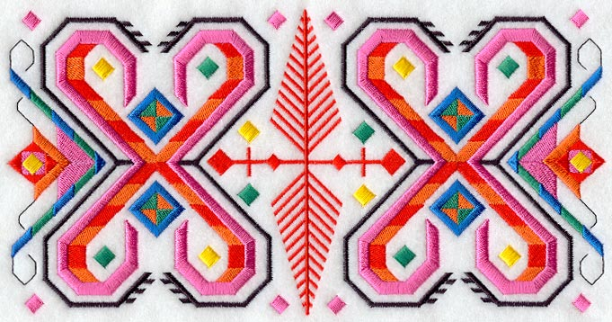 embroidery from bulgaria