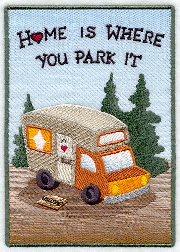 Home Is Where You Park It Sampler