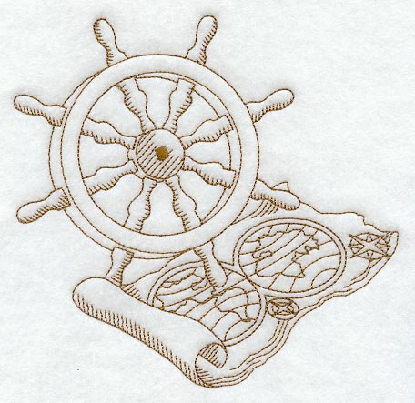 Go Back > Gallery For > Ship Wheel