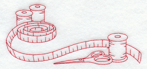 machine embroidery notions