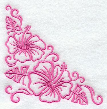 Free Machine Embroidery Design Fiji