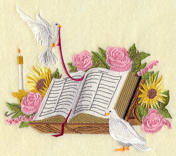 Embroidery inc library « origami
