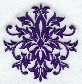 Machine Embroidery Designs at Embroidery Library! - Dainty Floral ...