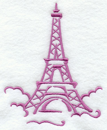 Eiffel Tower Quilt Pattern http://www.emblibrary.com/EL/Products.aspx?Catalog=Emblibrary&ProductID=E5039