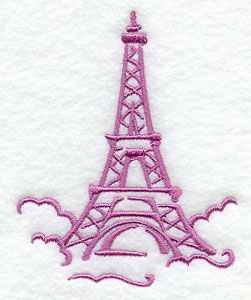 Eiffel Tower Colouring Picture on The Eiffel Tower Coloring Page     December Worksheets     Teachable