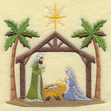 Kinzie's Kreations: Nativity Free Printable