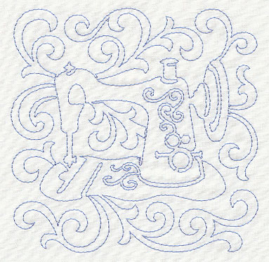 embroidery machine quilting patterns
