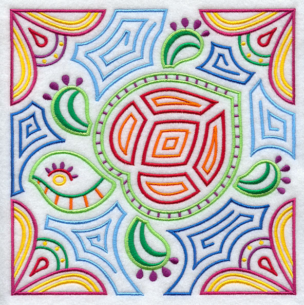 mola designs The mola, or molas, is a handmade textile that forms part of the traditional  women's clothing of  mola designs are often inspired by modern graphics such  as political posters, labels, pictures from books and tv cartoons, as well as  traditional.
