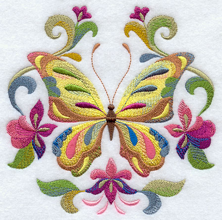 Bulgarian Embroidery Designs