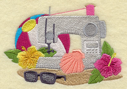 Summertime Stitchin'