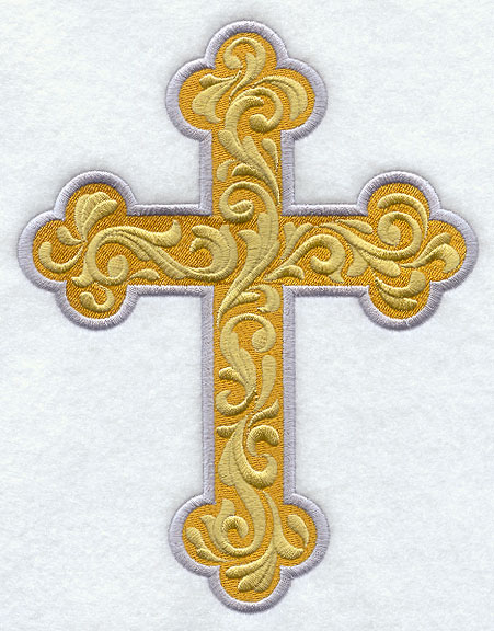 cross machine embroidery designs