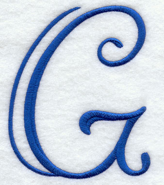 The gallery for --> The Letter G Fancy Uppercase