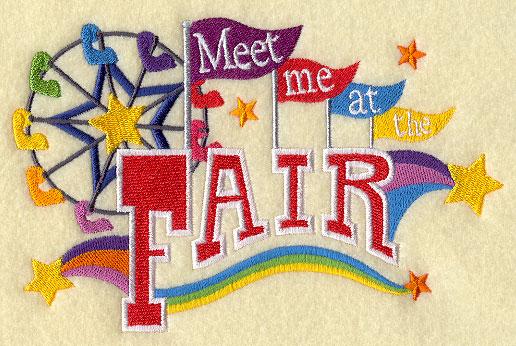meet me at the fair song