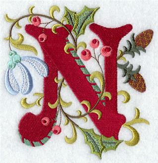 Machine embroidery designs at embroidery library for Embroidery prices per letter