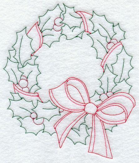 Hoop Wreath Nursery