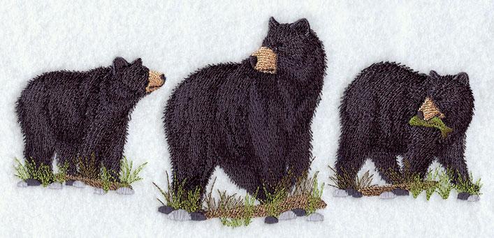 Bear Trio
