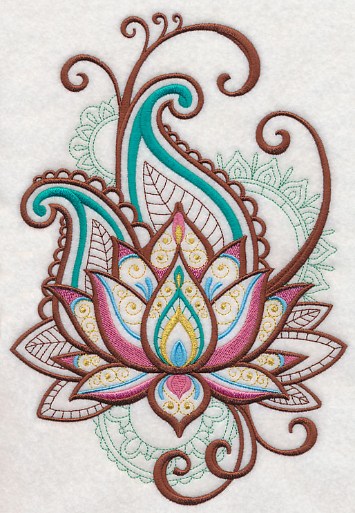 Gallery For gt Indian Lotus Flower Design