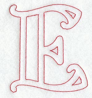 Cool Letter E Design | www.pixshark.com - Images Galleries ...
