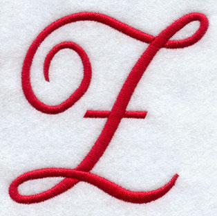 Z Alphabet Designs Machine Embroidery Designs at