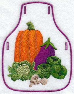 Machine Embroidery Designs At Embroidery Library Kitchen Bottle Aprons