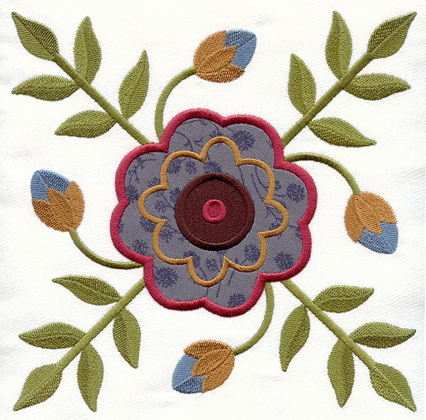 Embroidery library online makaroka