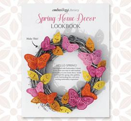 Spring Home Decor Lookbook