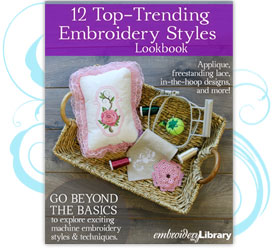 12 Top-Trending Embroidery Styles Lookbook