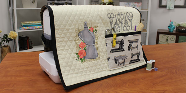 home embroidery machine