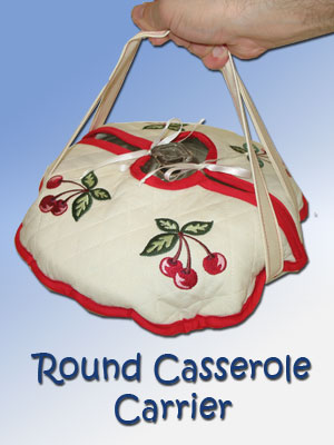 casserole carrier pattern | eBay - Electronics, Cars, Fashion