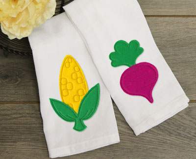 Free project instructions for crafty cut applique