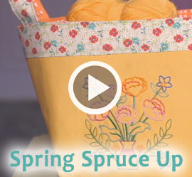 Spring Spruce Up Video