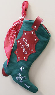 Western Christmas Stocking Patterns http://www.emblibrary.com/EL/ELProjects/Simpleproduct_ELP.aspx?productid=PR1634